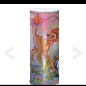 Bambi night light- changes color 7 times NWT